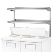 True 914984 Double Overshelf - 60 3/8 inch x 16 inch
