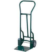 Harper 32T57 51 inch Tall Taper Noz 900 lb. Hand Truck with 8 inch x 2 1/4 inch Solid Rubber Wheels
