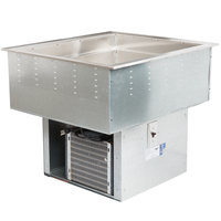 Vollrath 36429 Two Pan Modular Drop In Refrigerated Cold Food Well