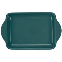 Tablecraft CW4210HGNS Hunter Green with White Speckle Cast Aluminum Charbroiler Tray
