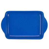 Tablecraft CW4210BS Blue Speckle Cast Aluminum Charbroiler Tray