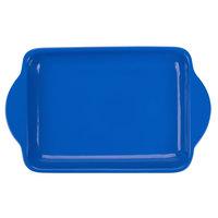 Tablecraft CW4210CBL Cobalt Blue Cast Aluminum Charbroiler Tray