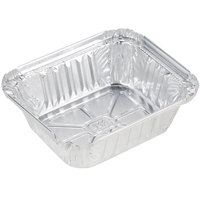 1 lb. Oblong Foil Pan - 1000/Case
