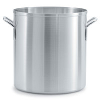 32 Qt. Vollrath Wear Ever Classic 67532 Aluminum Stock Pot