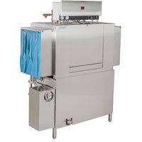 Noble Warewashing 44 Conveyor High Temperature Dishwasher - Left to Right, 208V, 3 Phase