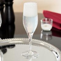 Chef & Sommelier E7700 6.25 oz. Exalt Flute Glass by Arc Cardinal - 24/Case