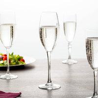 Chef & Sommelier E6250 8 oz. Grands Cepages Flute Glass by Arc Cardinal - 24/Case