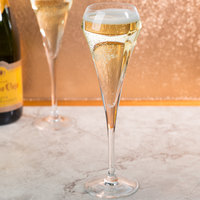 Chef & Sommelier U1051 6.75 oz. Open Up Effervescent Flute Glass by Arc Cardinal - 24/Case