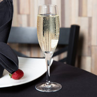 Chef & Sommelier 53478 5.25 oz. Sensation Flute Glass by Arc Cardinal - 12/Pack