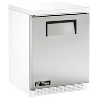 True 925814 Stainless Steel Left Hinged Door Assembly with Recessed Handle - 23 7/8 inch x 26 13/16 inch