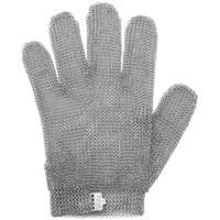 Victorinox 81701 niroflex2000 Green Cut Resistant Stainless Steel Mesh Glove - Extra-Small
