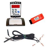 True 930709 Temperature Control Kit with Buzzer Alarm