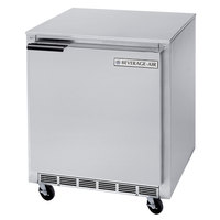 Beverage Air UCF27A 27 inch Undercounter Freezer - 7.3 Cu. Ft.