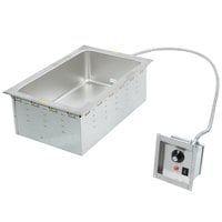 Vollrath 36369 Modular Top Mount Fabricator Hot Food Well - 208/240V