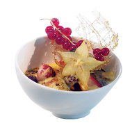 Cardinal D3611 Arcoroc 6.75 oz. Versatile White Big Bowl Dessert Bowl - 24 / Case