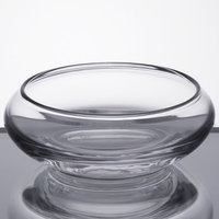 Cardinal Chef & Sommelier S1047 Mini Grands Chefs 5.375 oz. Purity Transparent Bowl - 24/Case