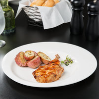 Chef & Sommelier S1210 Caracter 12 1/8 inch Specialty Porcelain Plate by Arc Cardinal - 12/Case