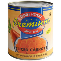 Sliced Carrots - #10 Can - 6/Case