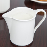 Chef & Sommelier S0118 Embassy 9.5 oz. White Creamer by Arc Cardinal - 16/Case