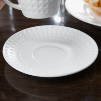 Chef & Sommelier S0431 Satinique 4 7/8 inch A/D Saucer by Arc Cardinal - 24/Case