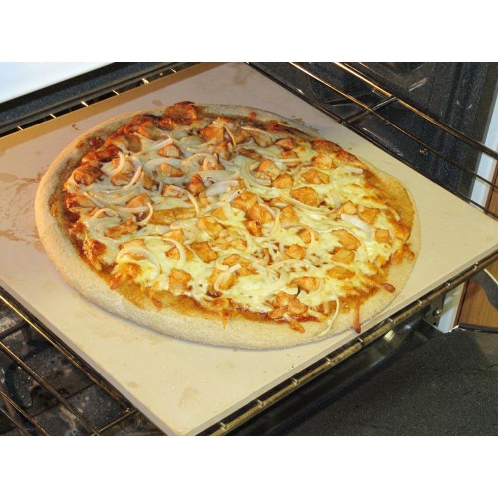 Ceramic Pizza Stone : User image