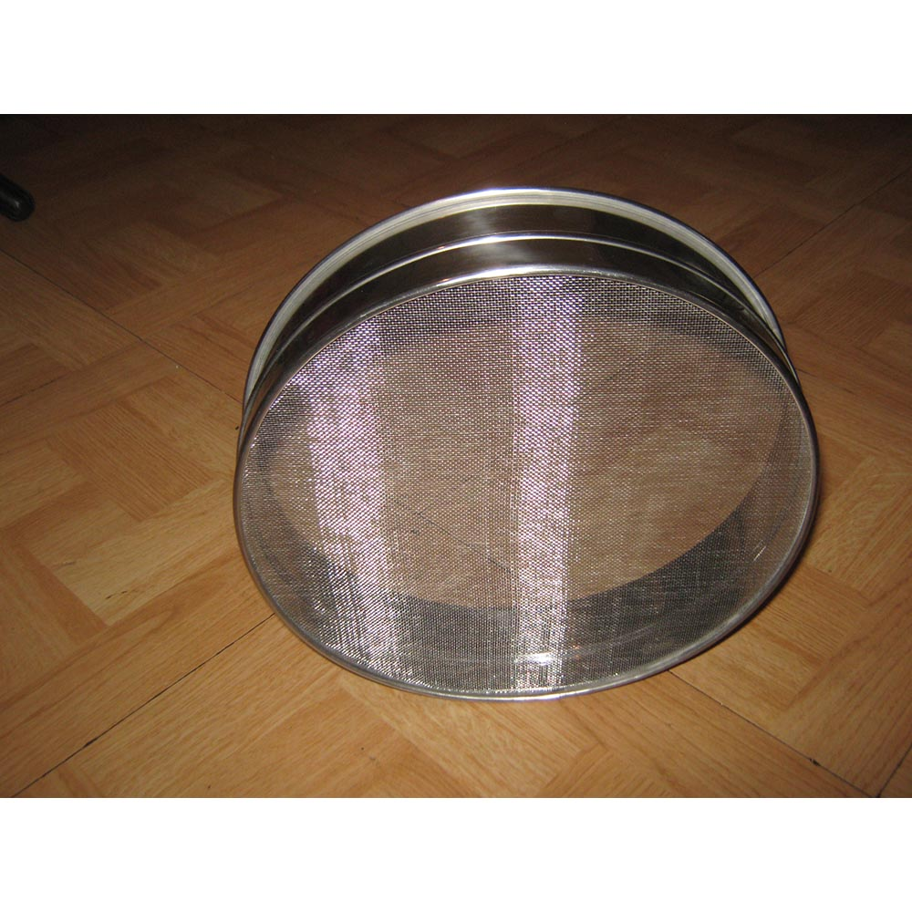 10 Quot Stainless Steel Rim Sieve