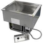 Delfield N8669 Five Pan Drop-In Cold / Hot Food Well