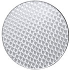 BFM Seating PH32R Spectra 32 inch Round Outdoor / Indoor Tabletop - Stainless Steel