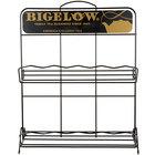 Bigelow 5 Over 5 Tea Rack / Merchandiser