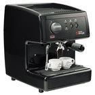 Nuova Simonelli MOP1400104-BLACK POD Black Oscar Professional Espresso Machine for Pods - Pourover, 110V