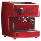 Nuova Simonelli MOP1400104-RED PODS Red Oscar Professional Espresso Machine for Pods - Pourover, 110V