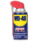 WD-40 490026 8 oz. Spray Lubricant with Smart Straw - 12/Case