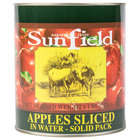 #10 Can Sliced Apples in Water - 6/Case
