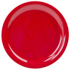 GET NP-9-RSP Red Sensation 9 inch Narrow Rim Plate - 24 / Case