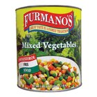 Furmano's Mixed Vegetables 6 - #10 Cans / Case