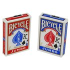 Bicycle Playing Cards - Poker with Jumbo Index