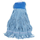 Continental Wilen A02603 J.W. Atomic Loop™ 32 oz. Blue Blend Loop End Mop Head with 5