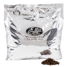 Ellis Presidential Whole Bean Regular Coffee - (10) 32 oz. Packets / Case