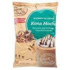 Big Train Kona Mocha Blended Ice Coffee Mix - 3.5 lb.
