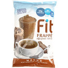 Big Train 3 lb. Fit Frappe Mocha Protein Drink Mix