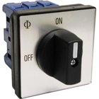 All Points 42-1731 On/Off Selector Switch with Knob - 30A/600V