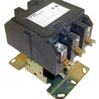 All Points 44-1097 75/93A 3 Pole Contactor - 208/240V