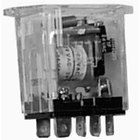 All Points 44-1423 Fryer / Rethermalizer Relay; 24V; AC; SPDT
