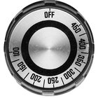 All Points 22-1279 2 inch Grill / Oven / Range Thermostat Dial (Off, 100-450)