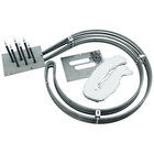 All Points 34-1450 Oven Element Assembly; 208V; 10000W; 1-3 Phase 12 inch x 22 inch