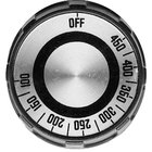 All Points 22-1278 2 inch Broiler Thermostat Dial (Off, 100-450)
