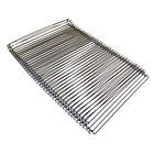 All Points 26-2485 10 inch x 30 inch Wire Belt for Conveyor Toaster
