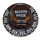 All Points 22-1205 2 inch Bakers Pride RSW Thermostat Dial (Off, 300-700)