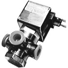 All Points 58-1149 3-Way Water Solenoid Valve; 1/4 inch FPT; 120V