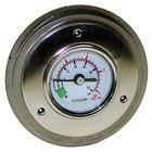 All Points 62-1056 Pressure Gauge; 0 - 60 PSI; 1/4 inch MPT Flange Mount